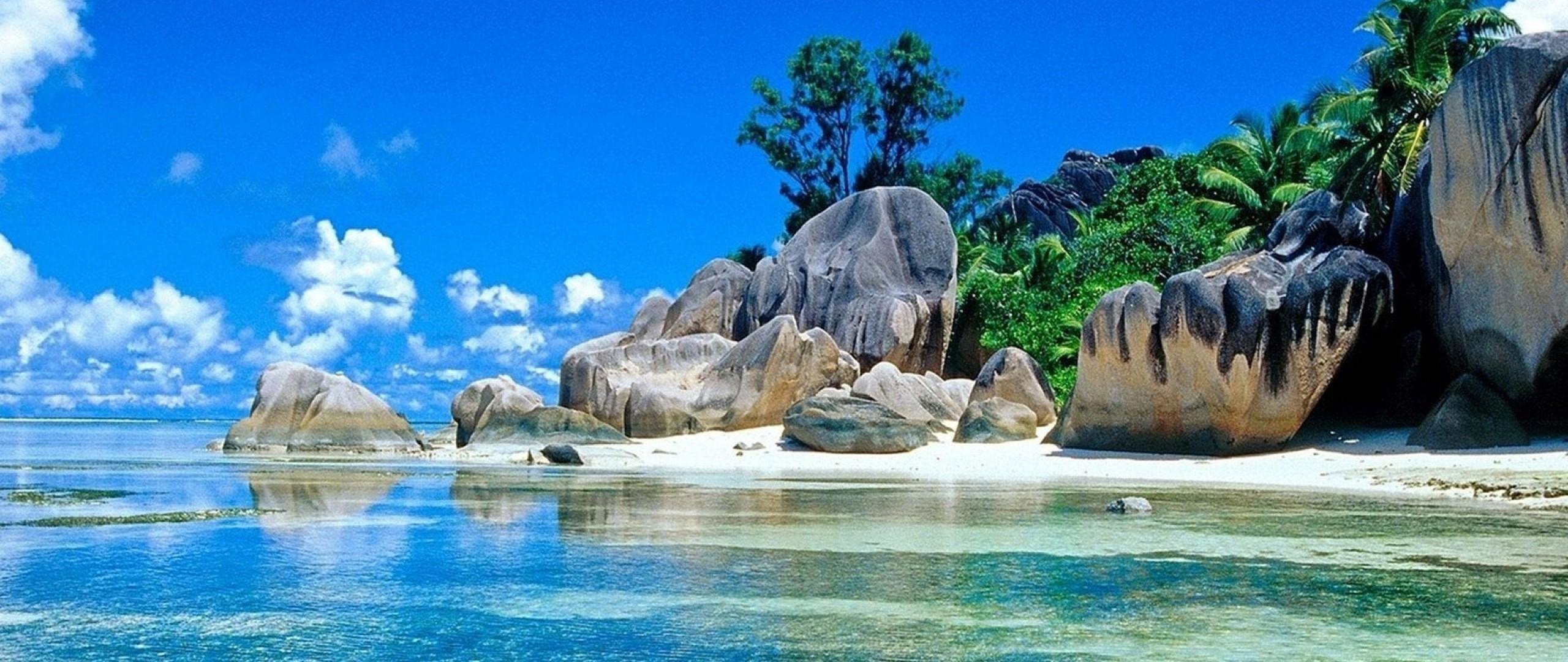 Beautiful Beach Wallpapers for your desktop 2560×1080