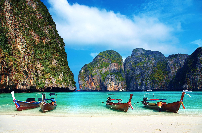 Thailand Beach Wallpaper High Definition