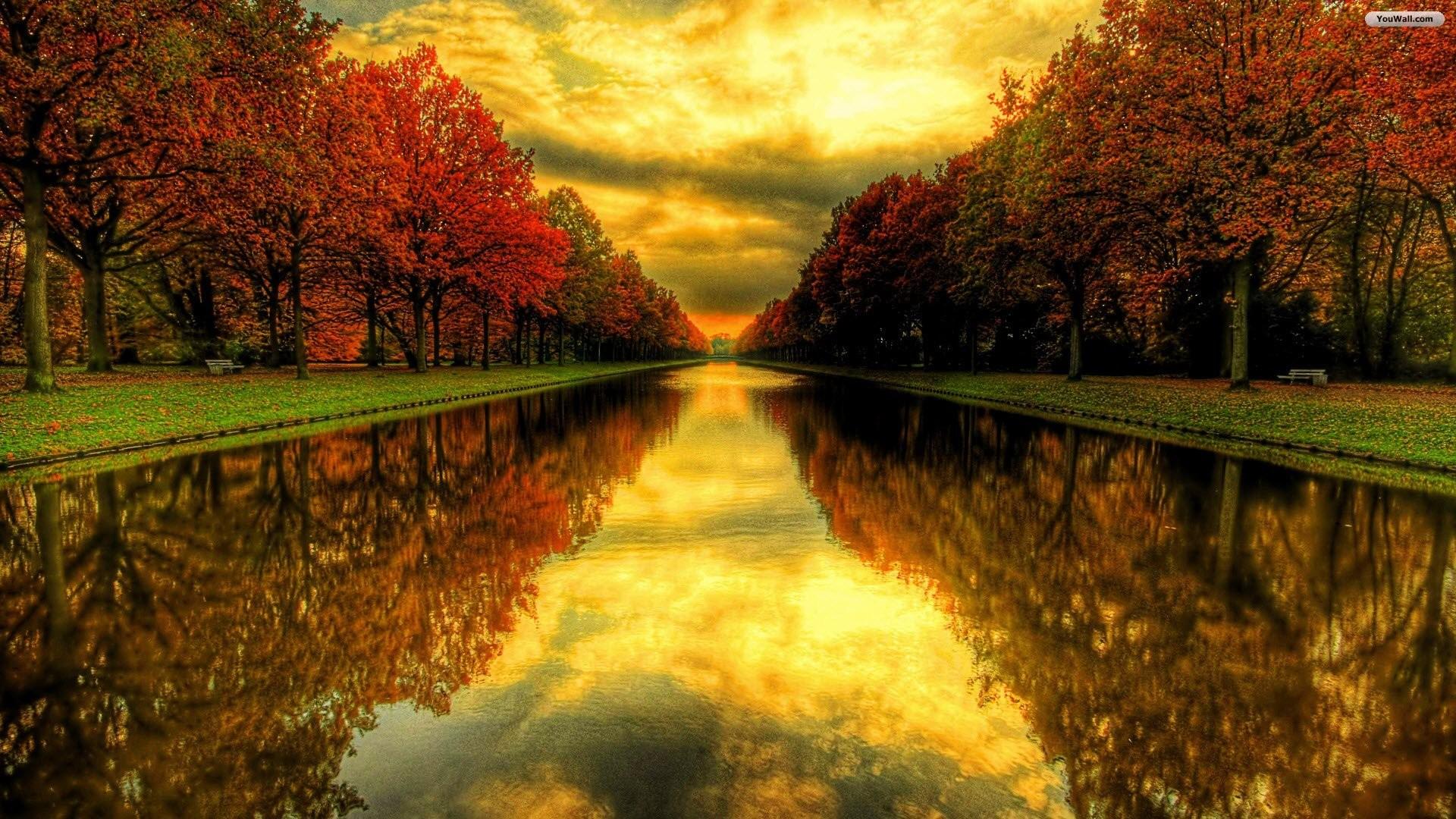 Autumn Backgrounds Wallpaper Widescreen