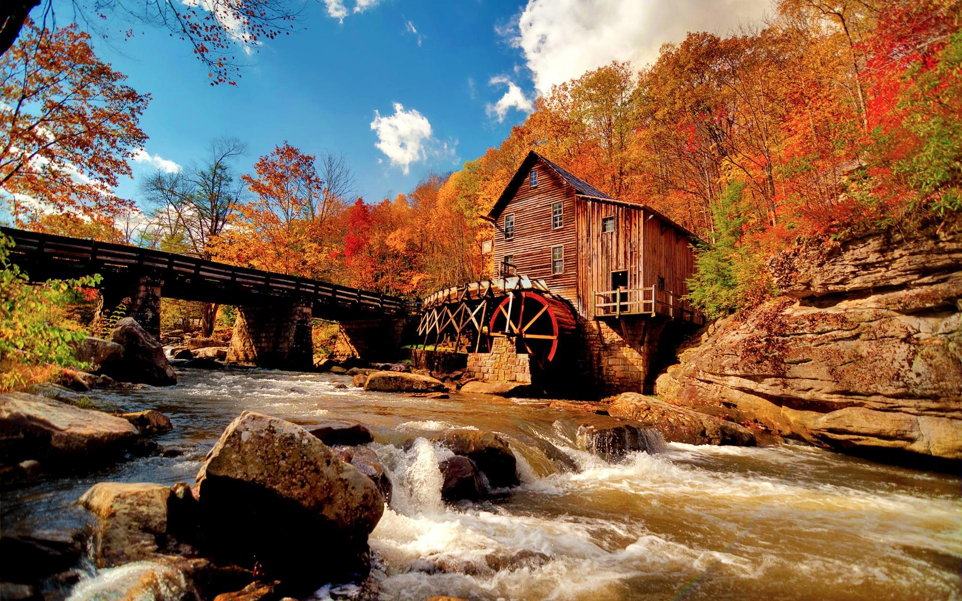 … fall foliage wallpapers for desktop wallpaper cave …