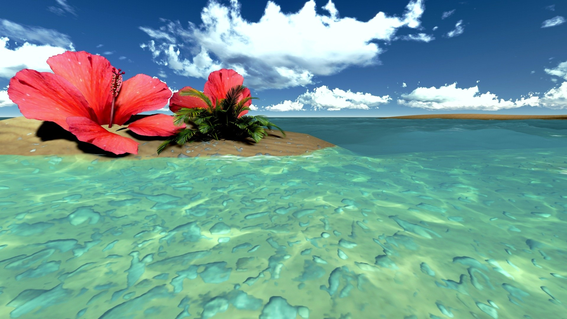Tropical Background Wallpaper HD Free Download New HD Wallpapers .
