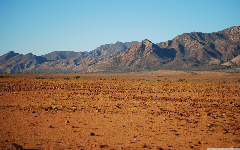 Desert Mountains Scenery HD desktop wallpaper Fullscreen