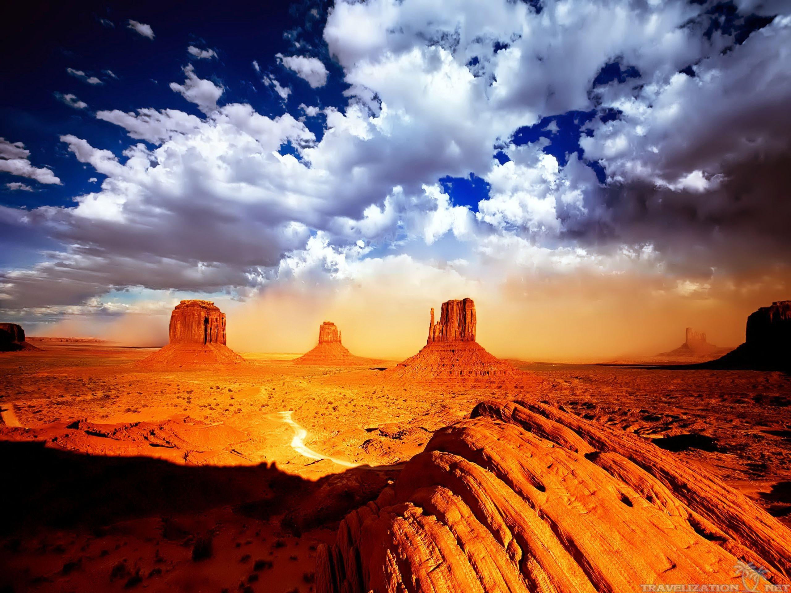 … 2560×1920. Arizona Eagle Desert Wallpapers