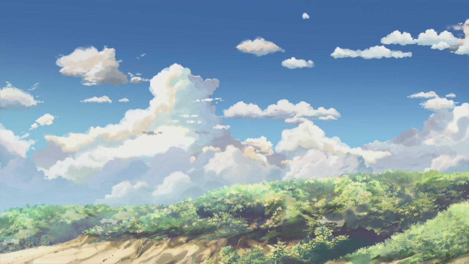 Anime Scenery Background …