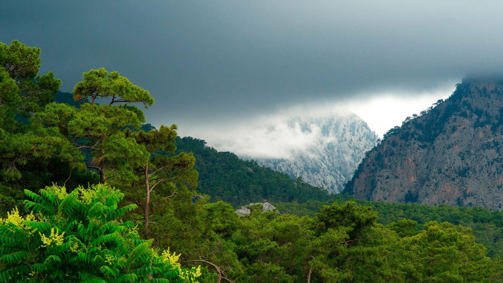 Hd beautiful mountains scenery desktop backgrounds wide  wallpapers:1280×800,1440×900,1680×1050 –