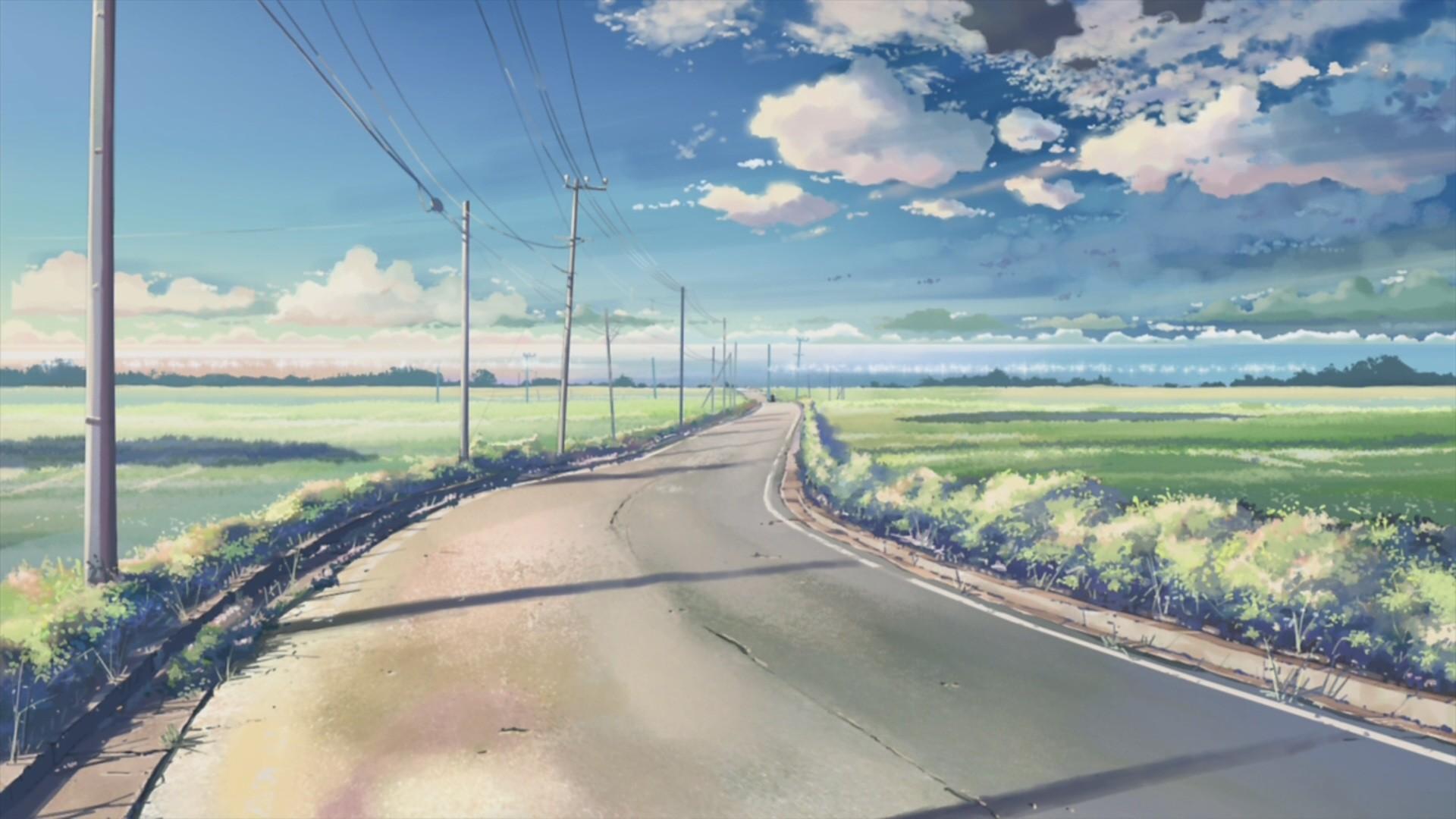 still a long way to go · Scenery WallpaperWallpaper BackgroundsWallpapersAnime  …