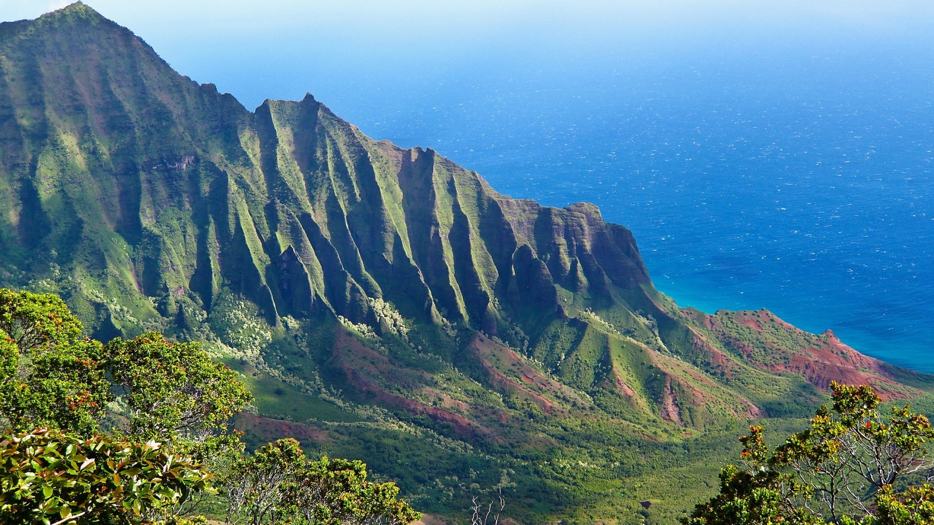 kalalau valley hawaii Wallpapers HD Pictures