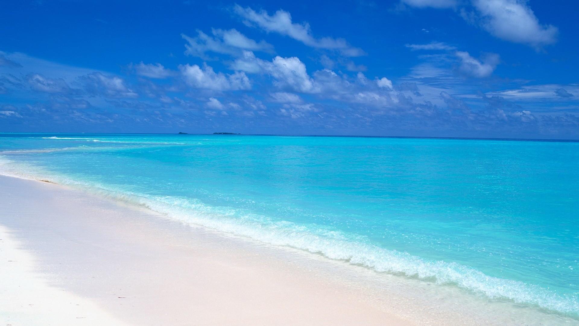 Maldives white beach wallpaper Beach Wallpaper 1920×1080