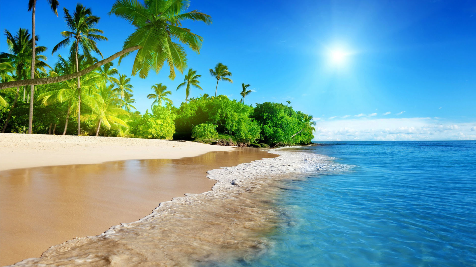 Awesome Beach Wallpaper