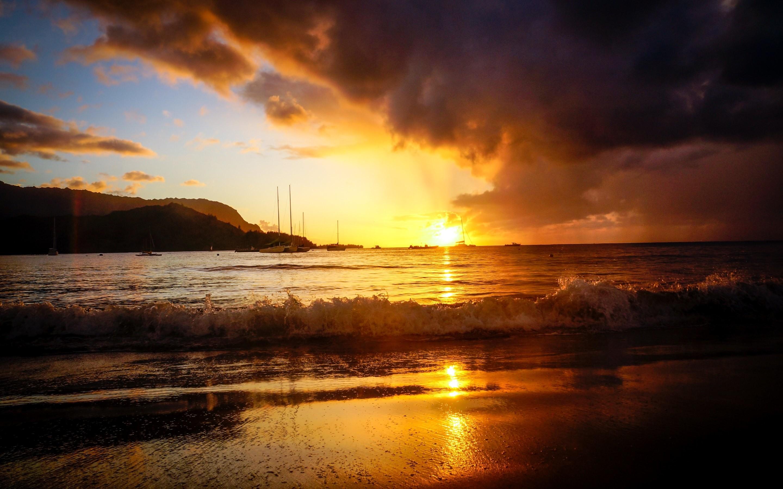 4K HD Wallpaper: Hawaii
