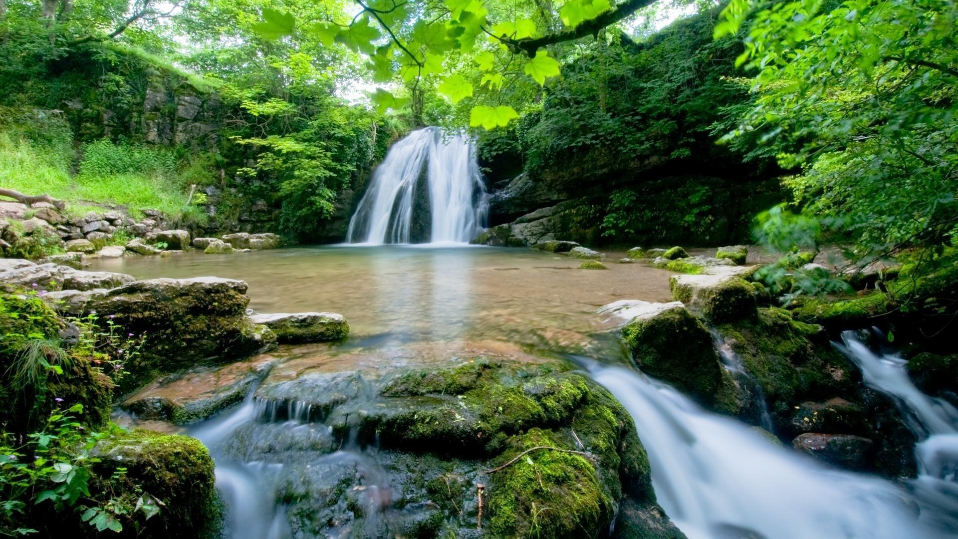 HD Waterfalls Wallpapers | Waterfall Wallpaper Hd9 Wallpaper | cards and  wallpapers | Pinterest | Waterfall wallpaper, Wallpaper and Hd wallpaper