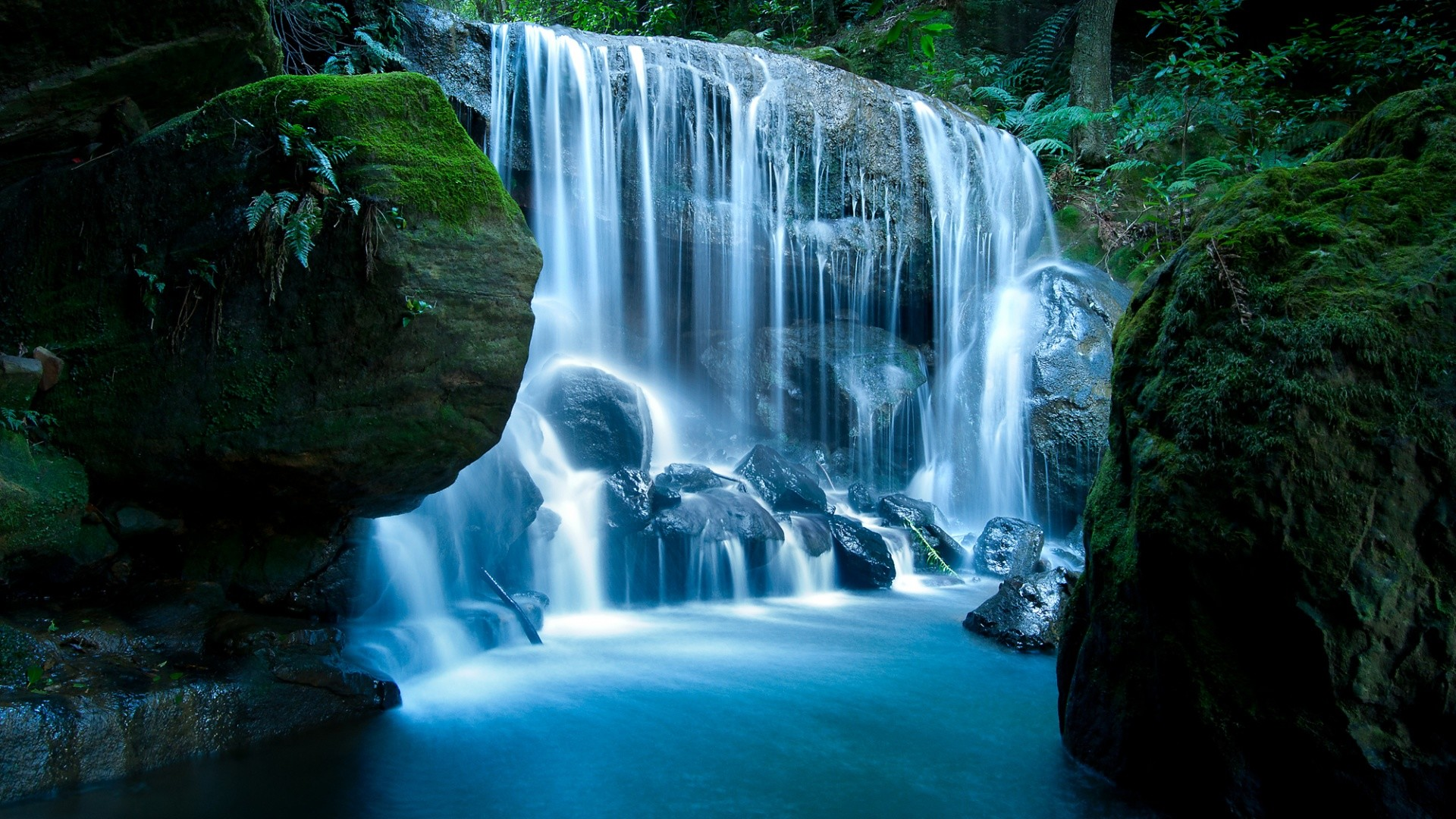 Find out: NSW Australia Waterfall wallpaper on https://hdpicorner.com/