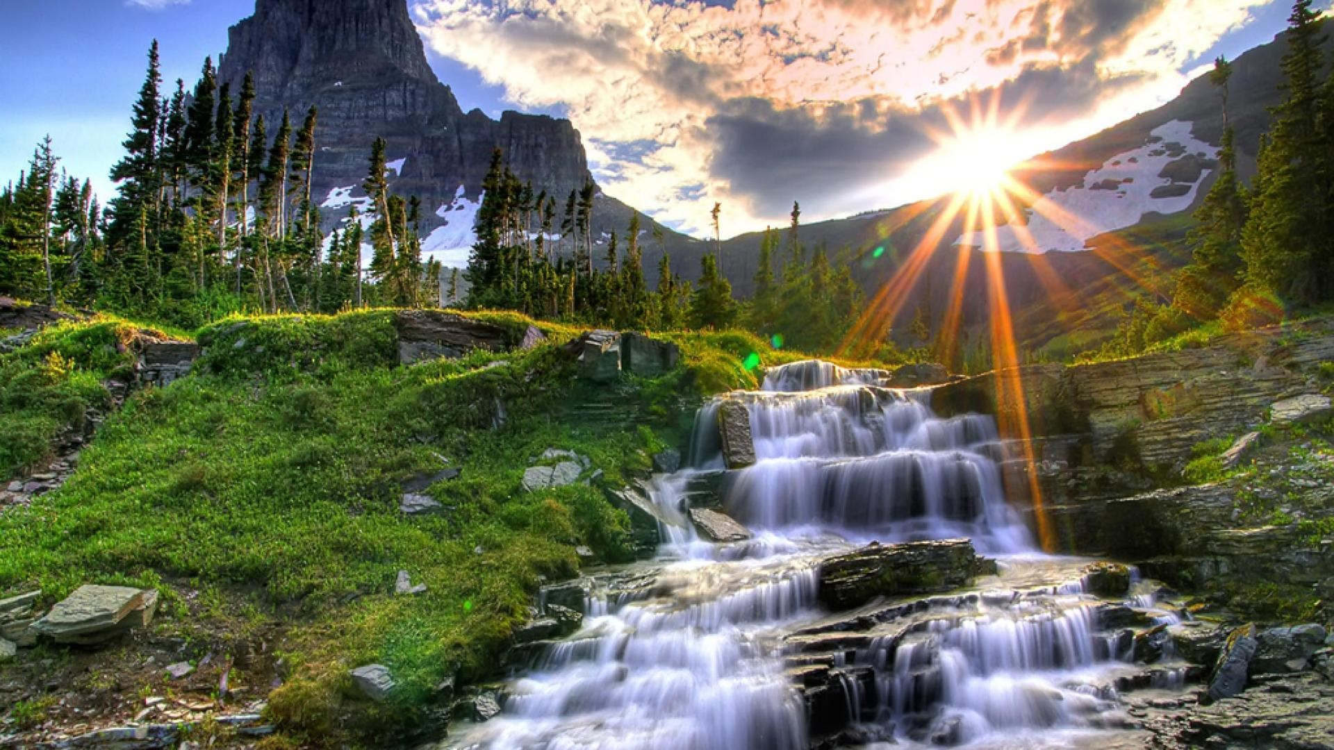 Wallpapers Collection «Waterfall Wallpapers» | HD Wallpapers | Pinterest | Waterfall  wallpaper, Hd wallpaper and Wallpaper