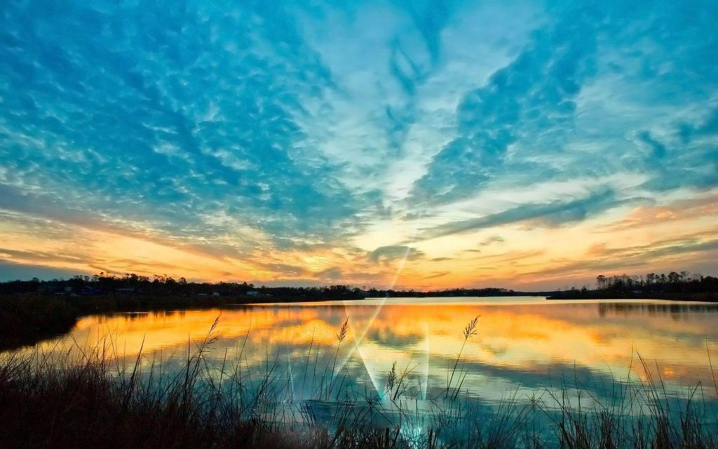 background wallpaper windows 7 colorful sky horizon (to get full size image  visit the site)