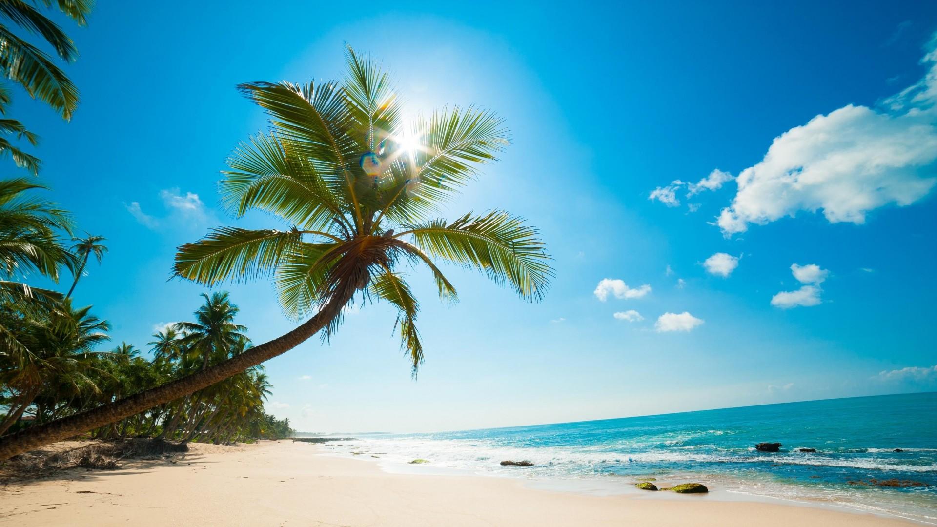 Beach side nature hd wallpaper 1080p