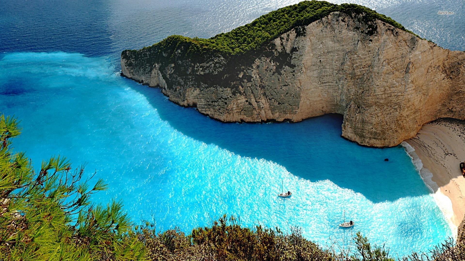 Greece Beach Wallpaper 1080p As Wallpaper HD