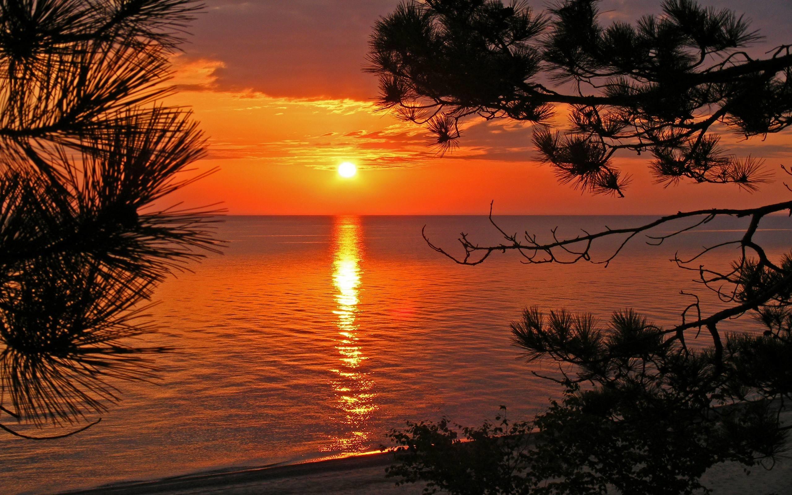 Beach Sunset Wallpaper Hd Hd 1080P 12 HD Wallpapers   Eakai.