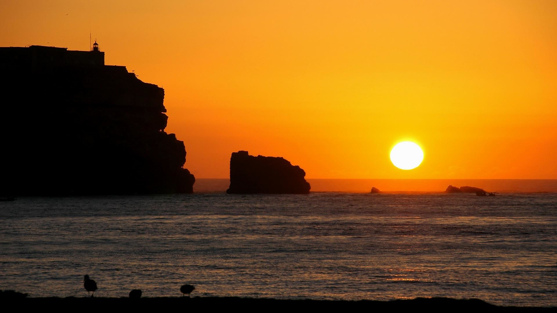 wallpaper.wiki-Sunrise-on-the-beach-hd-beach-