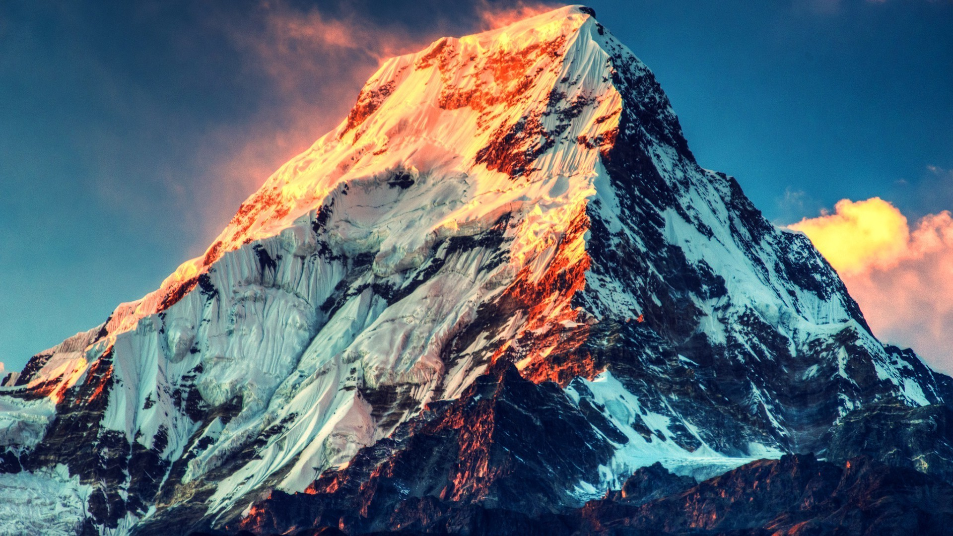 Mount Everest Wallpaper #2490