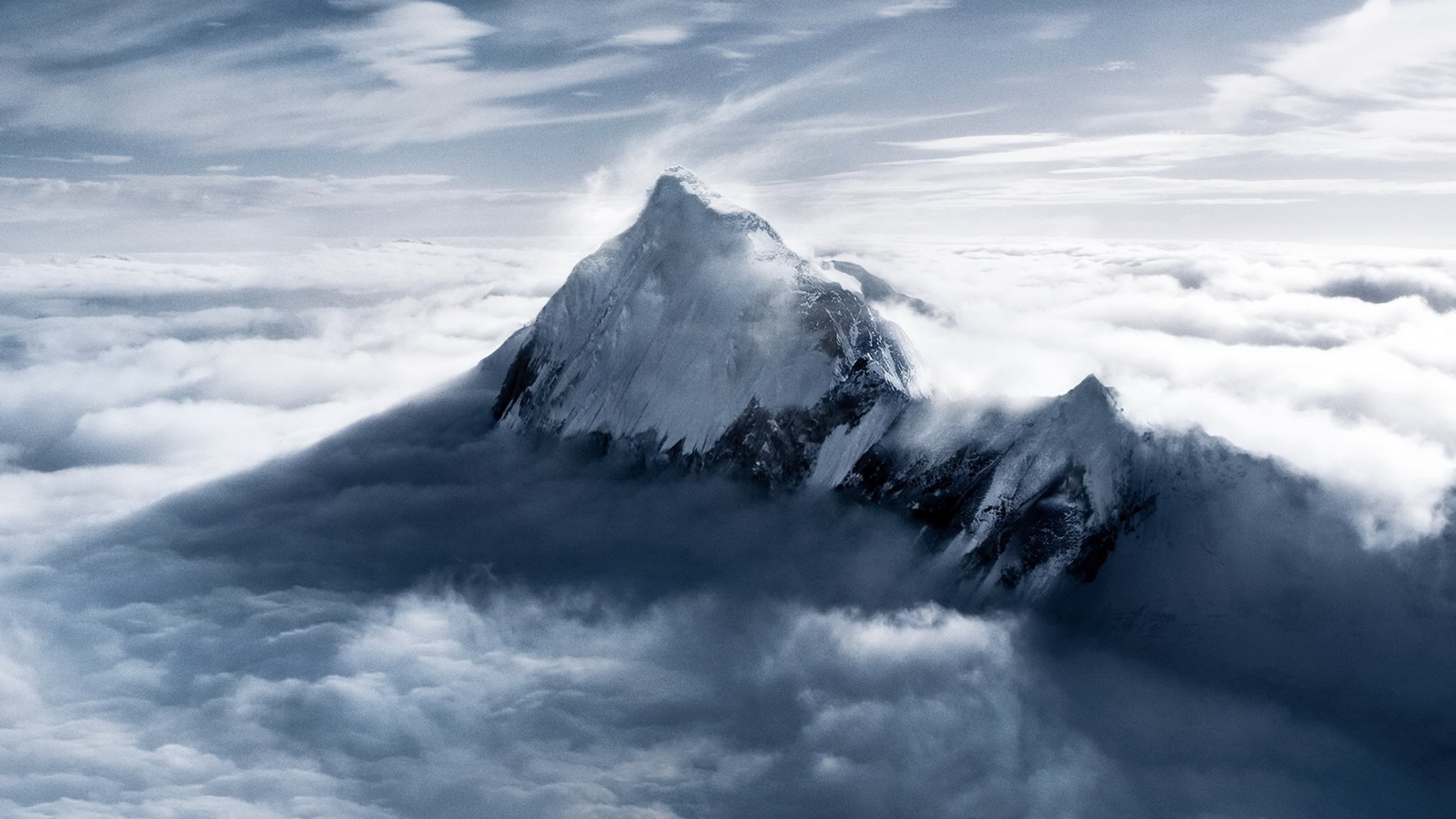 Preview wallpaper everest, 2015, cross creek pictures 3840×2160