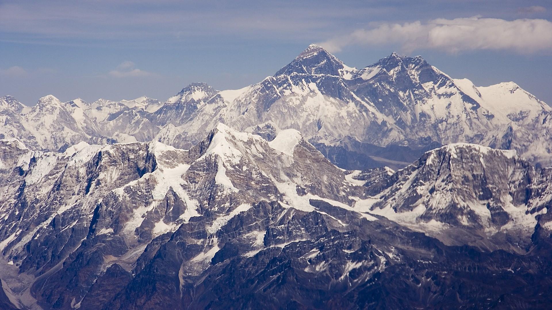 Mount Everest Wallpaper Landscape Nature Wallpapers