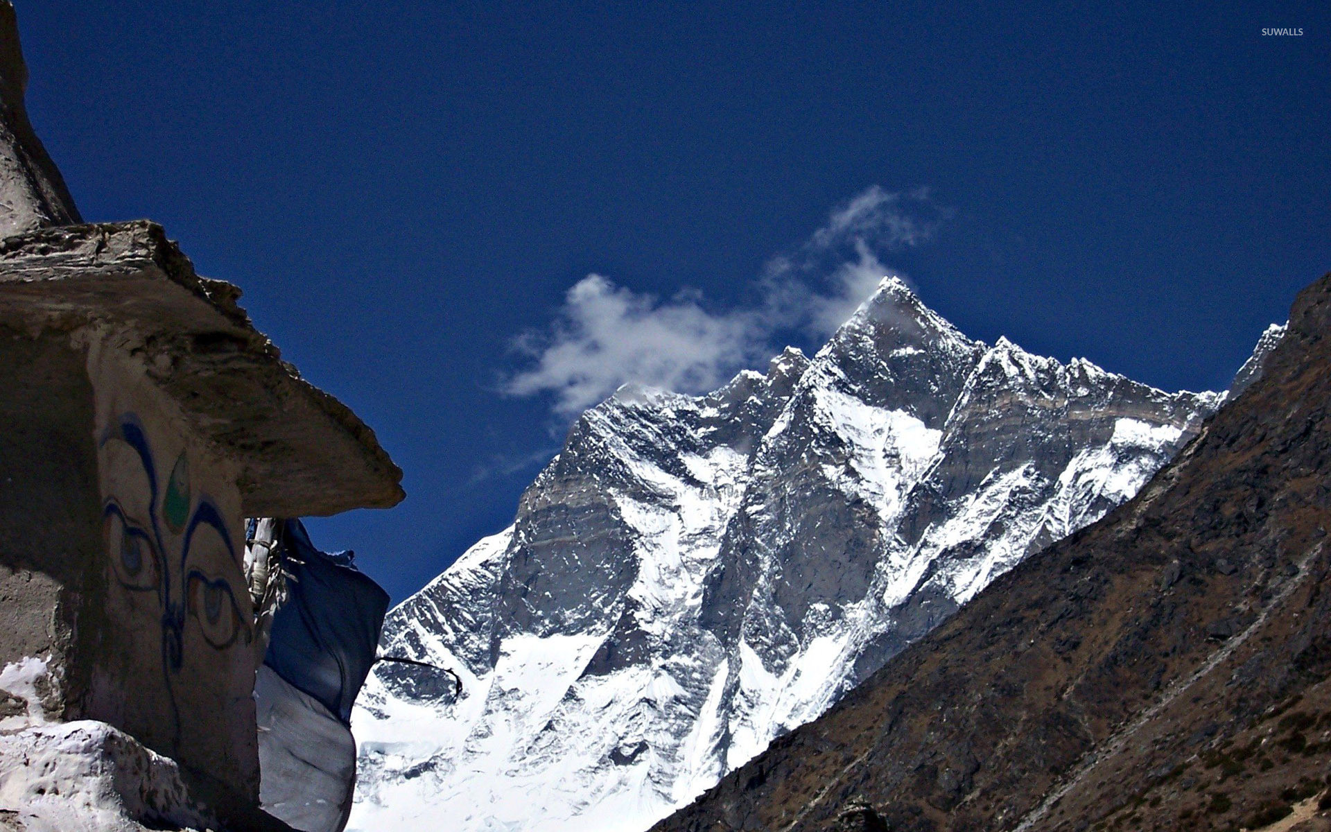 Mount Everest [5] wallpaper
