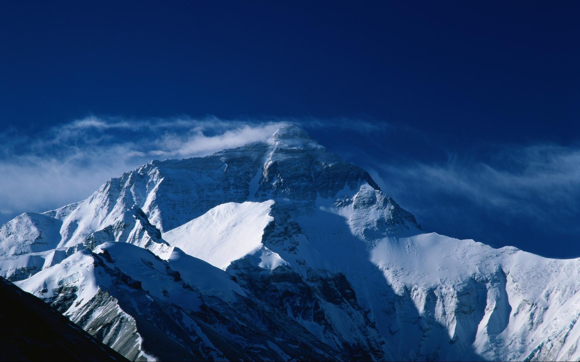 Mount Everest 1920 x 1200 Desktop Wallpapers