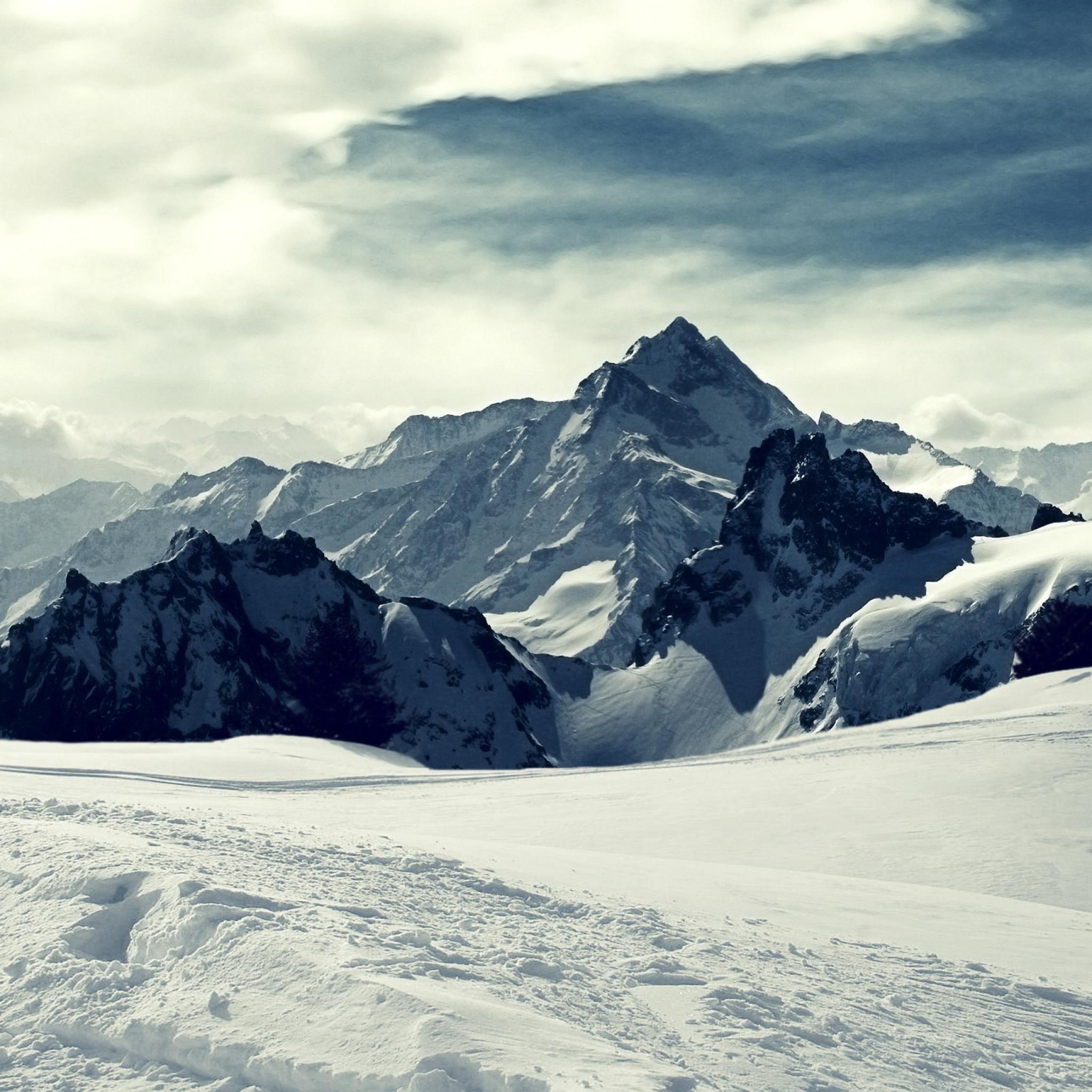 Mount Everest, Snow, Landscape, Nature wallpaper thumb