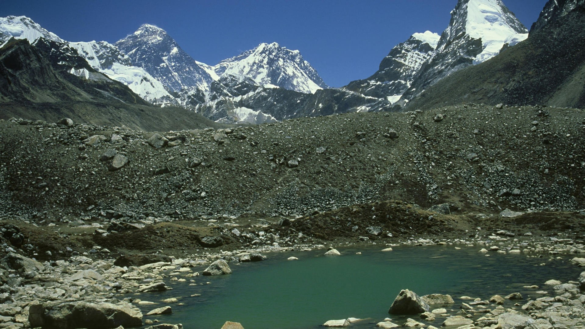 Mountains landscapes Nepal National Park Mount Everest wallpaper |  | 254208 | WallpaperUP