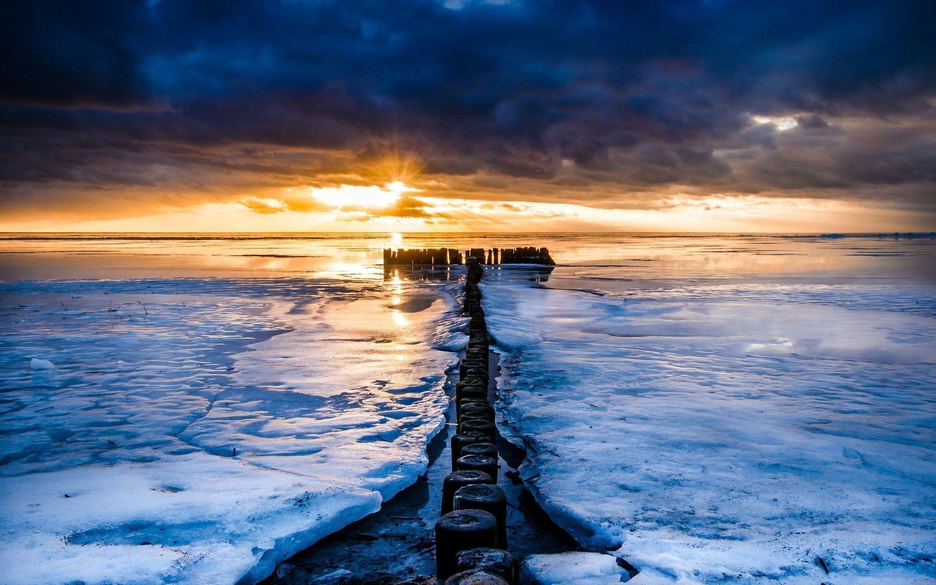 Ocean Ice HD Wallpapers 10 whb #OceanIceHDWallpapers #OceanIce #Ocean #Ice  #nature