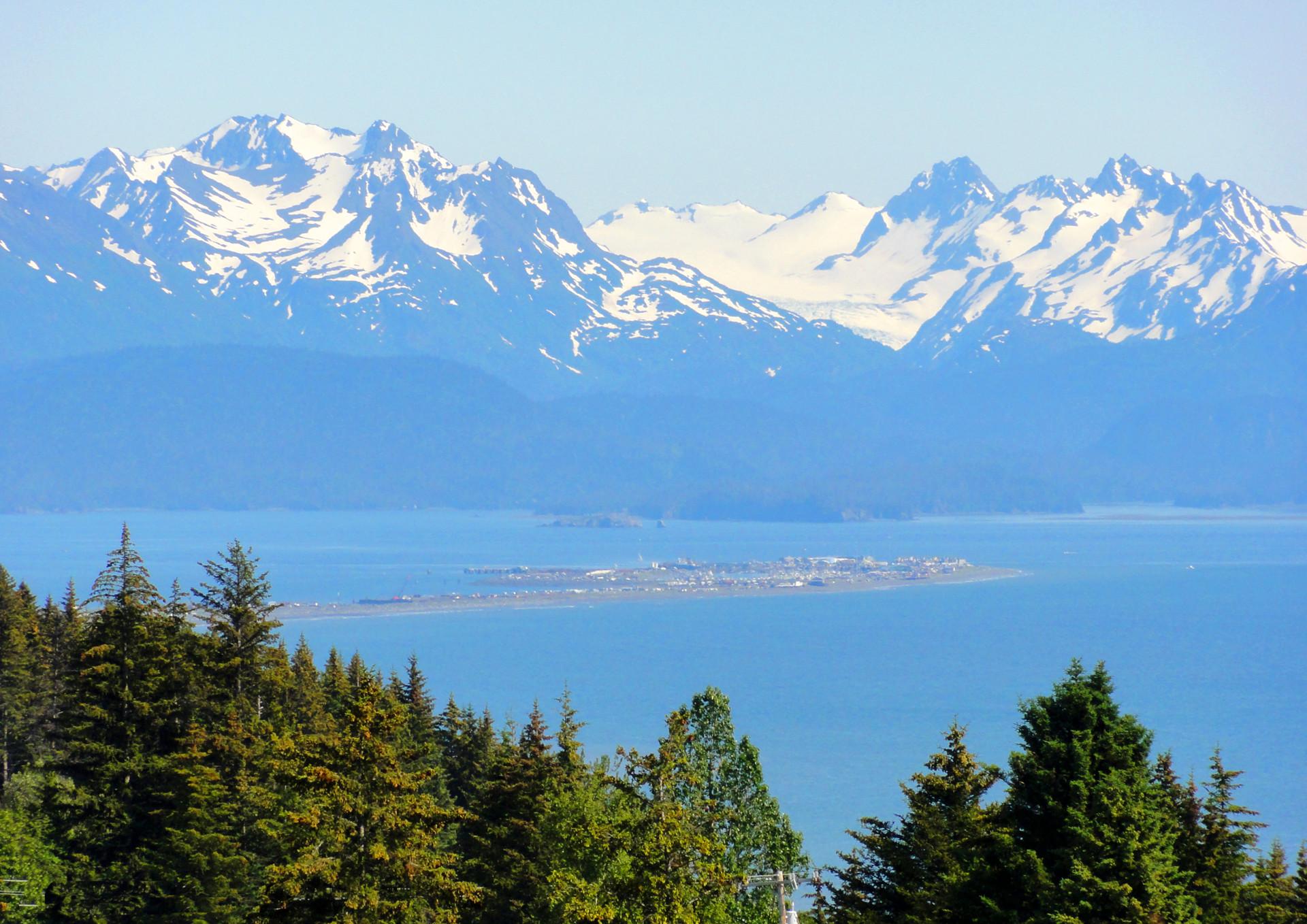 Homer, Alaska Screensaver