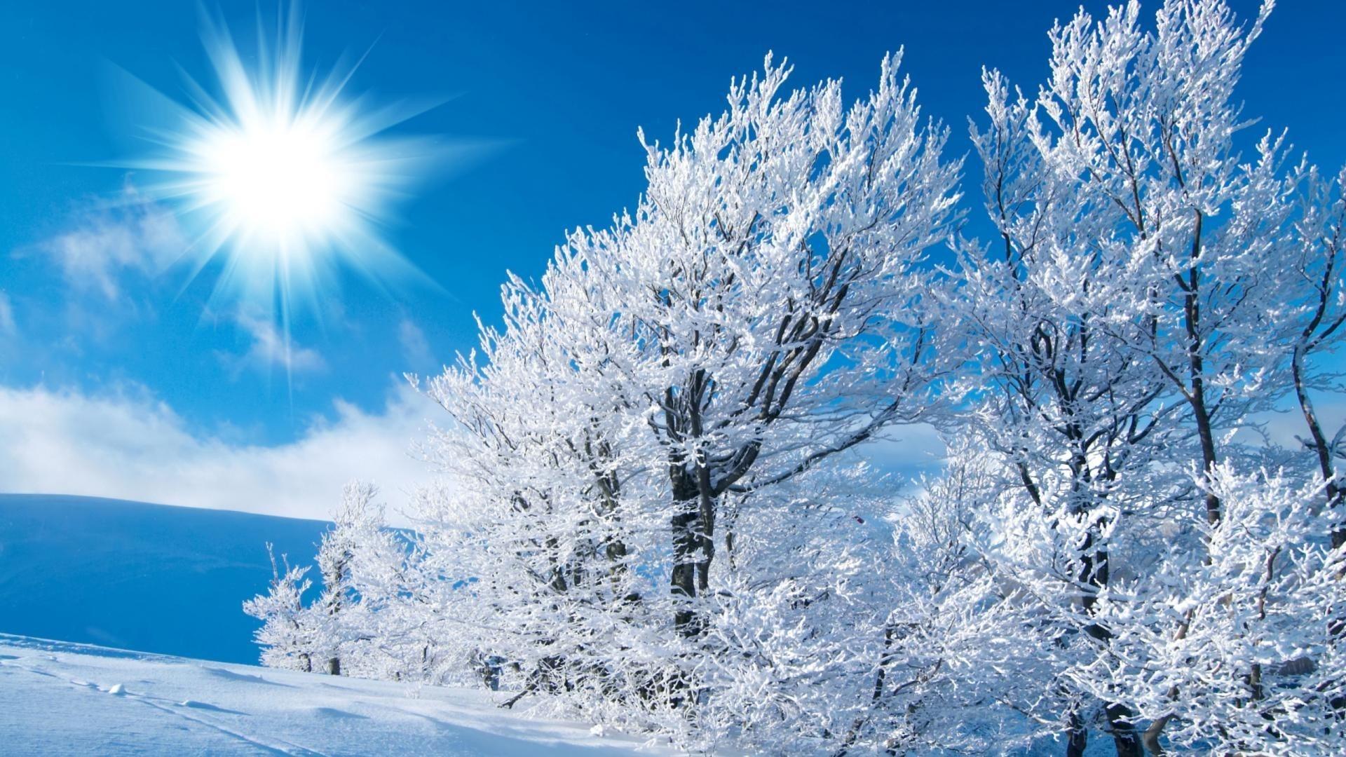 Wallpapers Backgrounds – Winter Wallpaper 1080P WideScreen  background