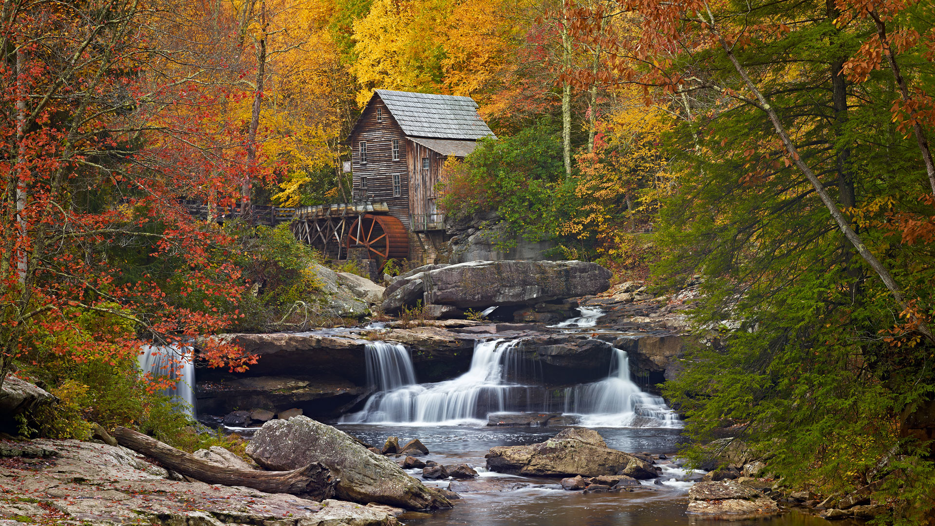 Twenty Reasons to Enjoy West Virginia Besides Golf