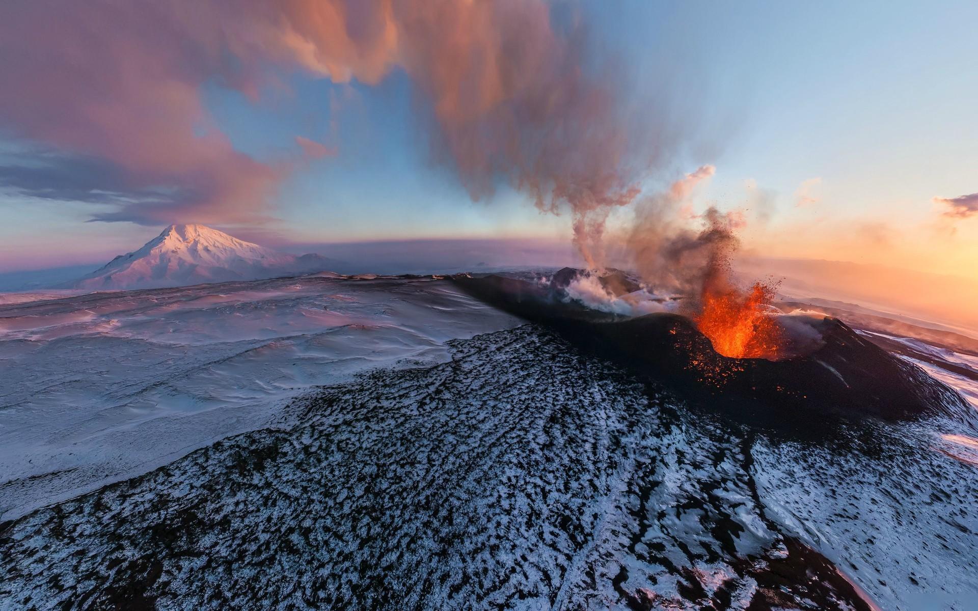 Volcano Wallpaper 46753