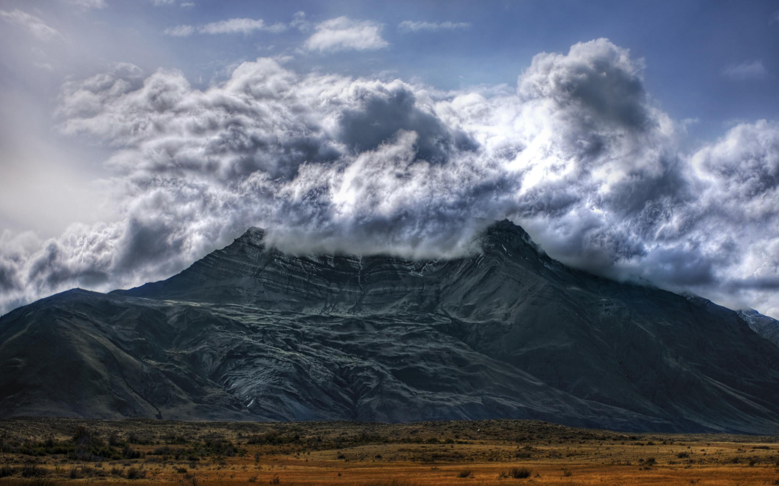 The Violent Volcano wallpaper