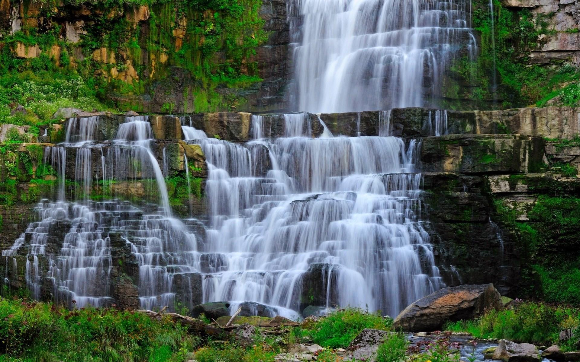 waterfall – Background hd