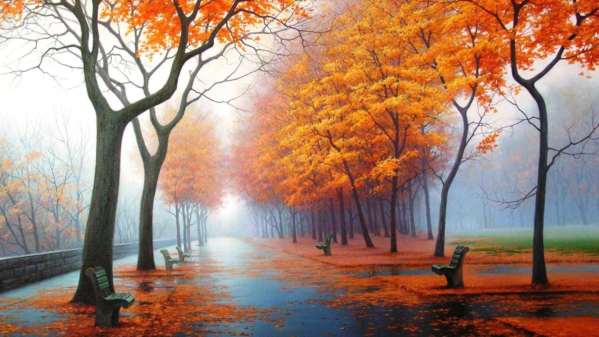 Free Fall Desktop Wallpapers – HD Wallpapers