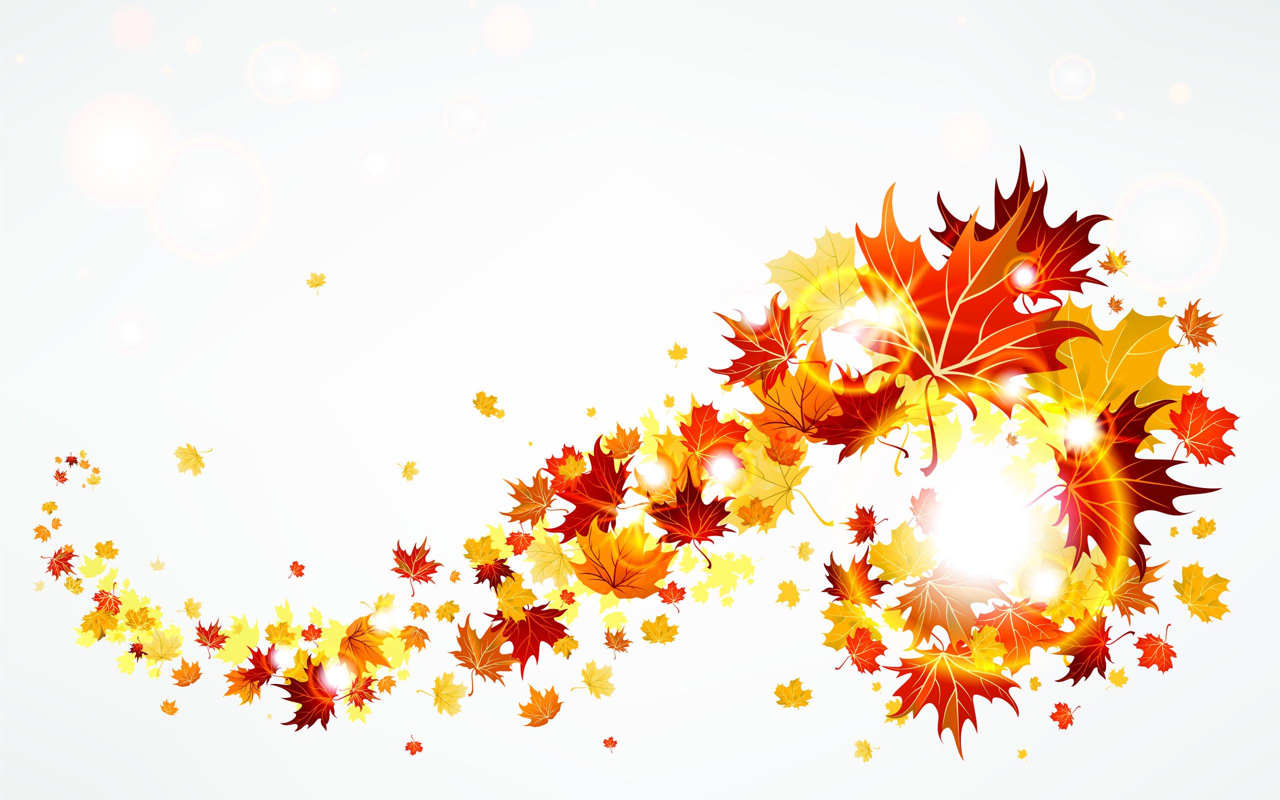 pin Foliage clipart fall leaves #8