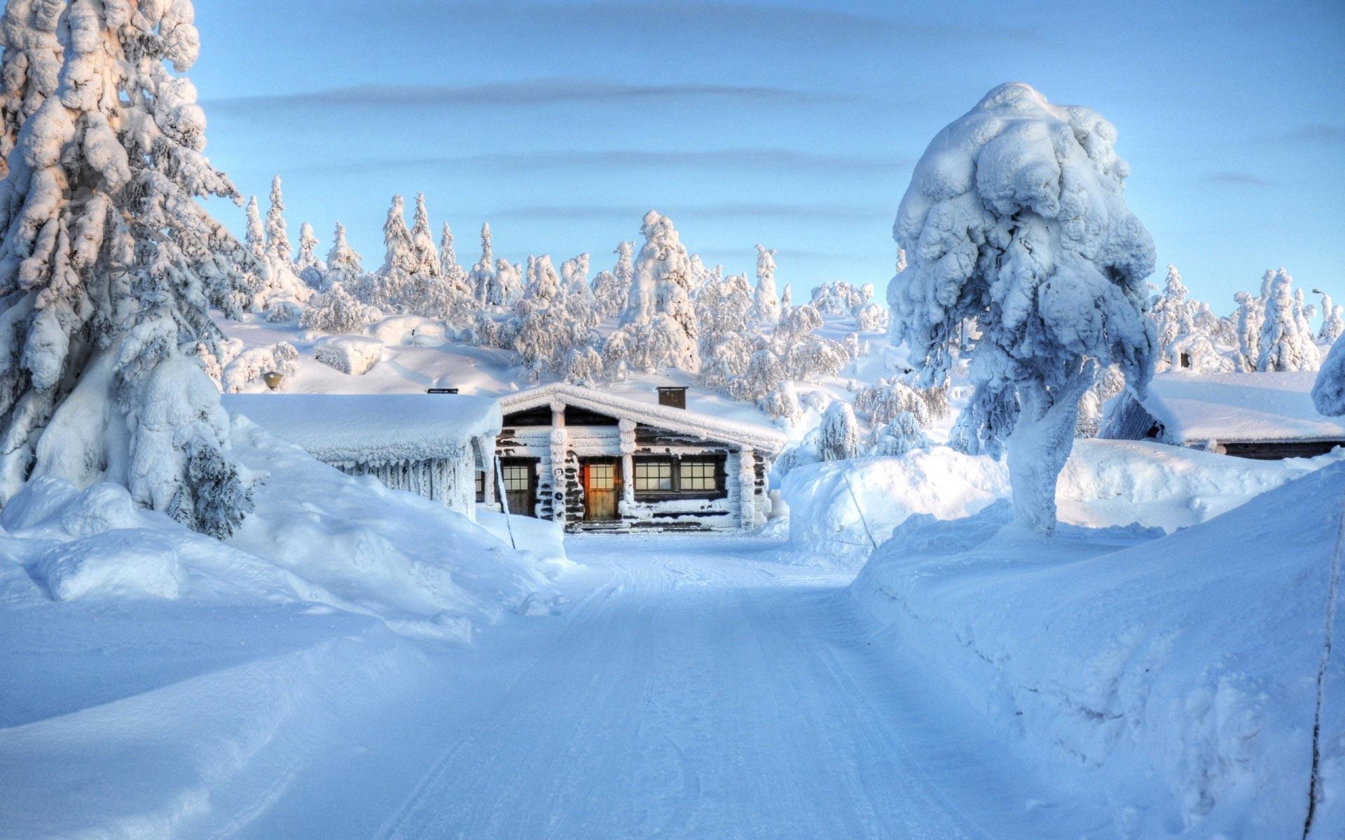 46 Snow Desktop