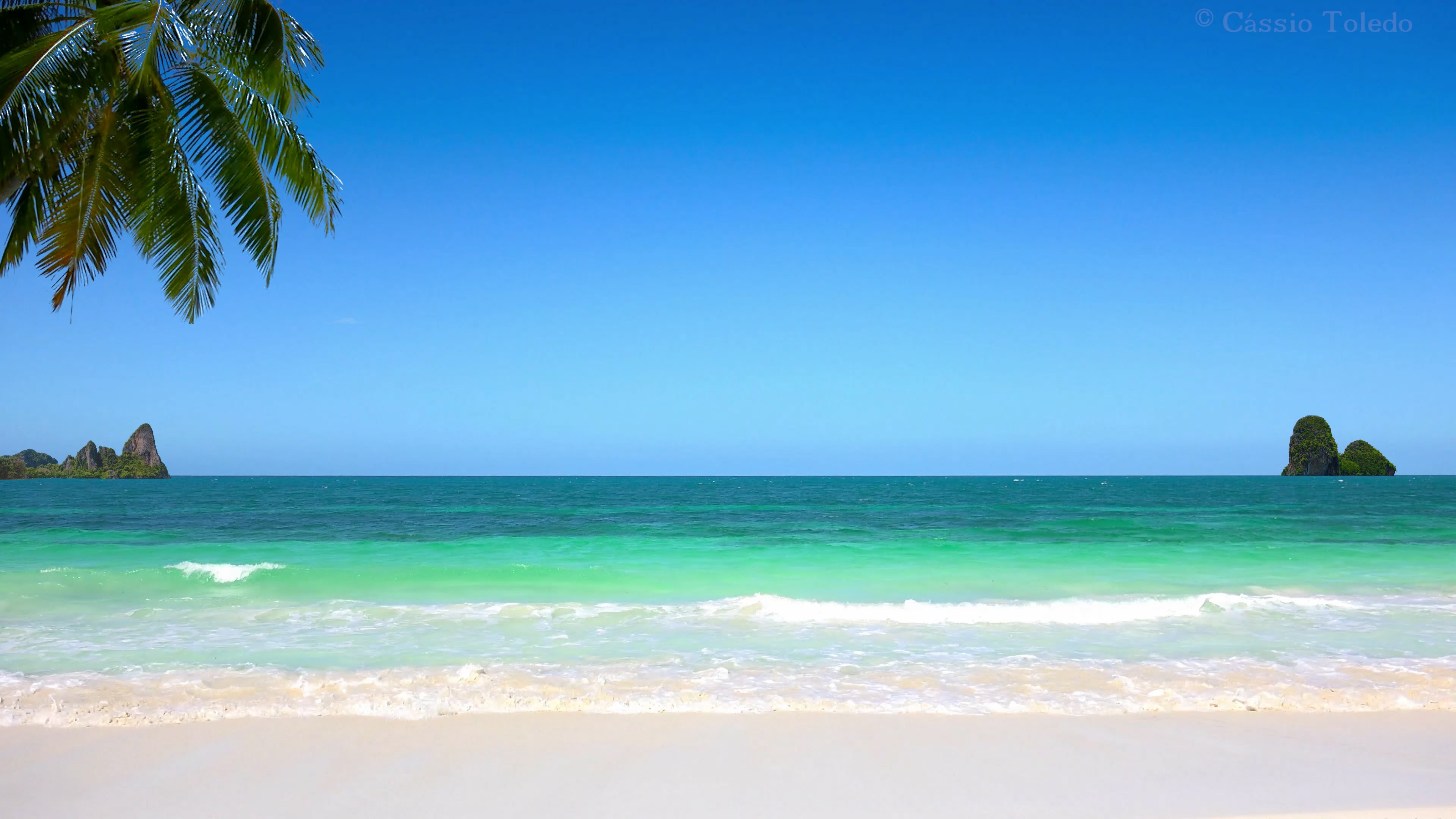 Meditation Music – Relax Beach Background – YouTube