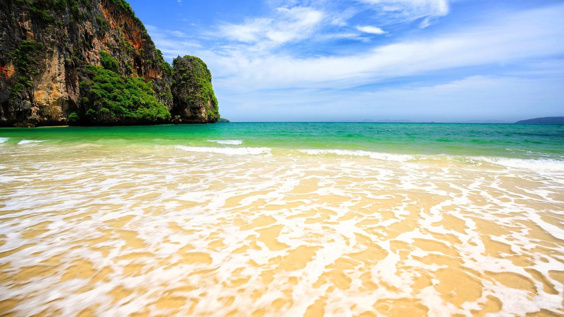 Tropical Beach Background 747630 …
