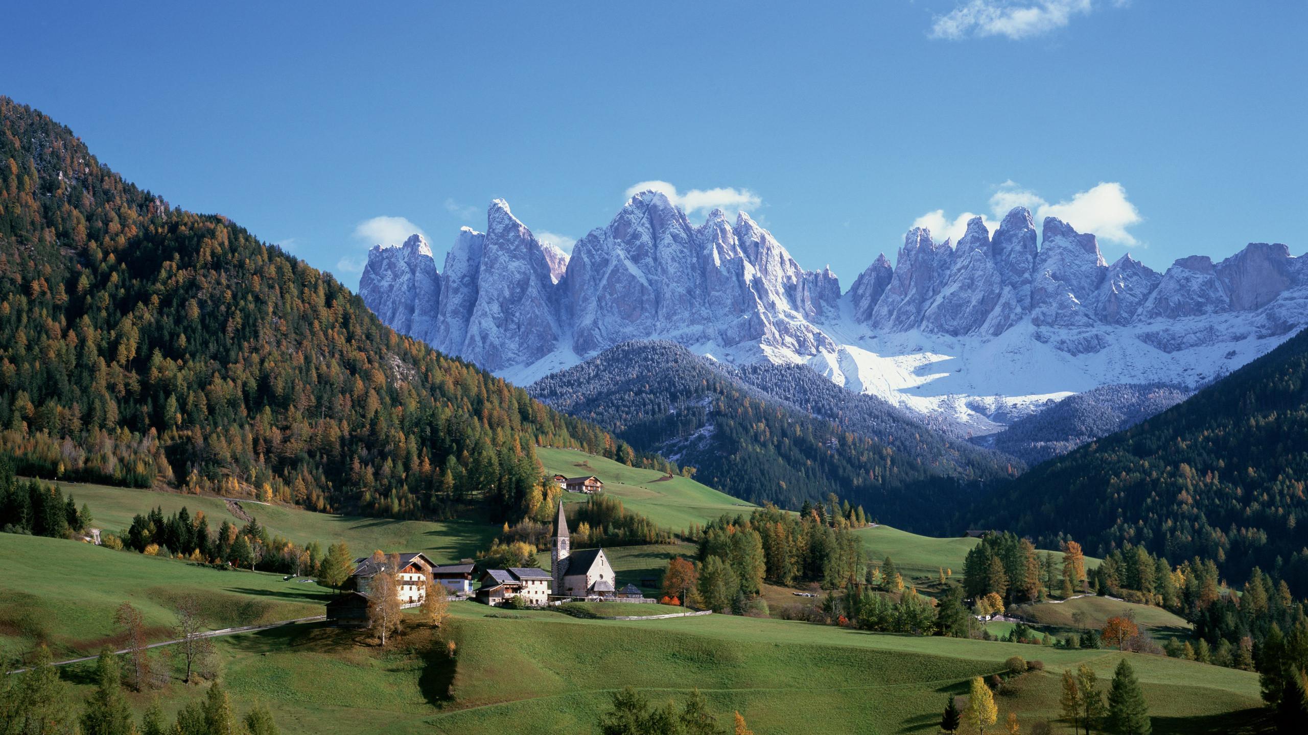Mountains – nature wallpaper