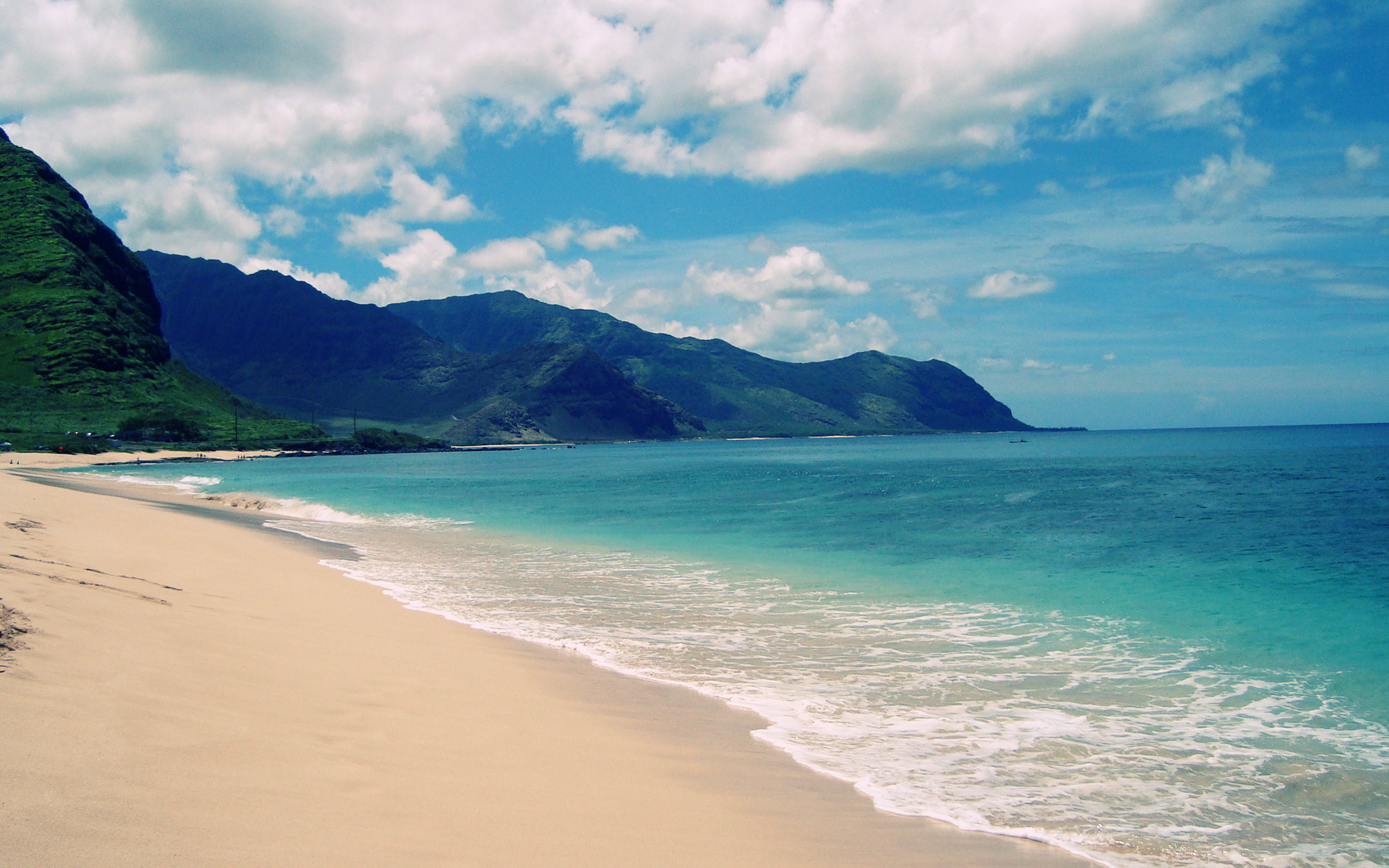 Hawaii Beach Wallpaper for PC | Full HD Pictures