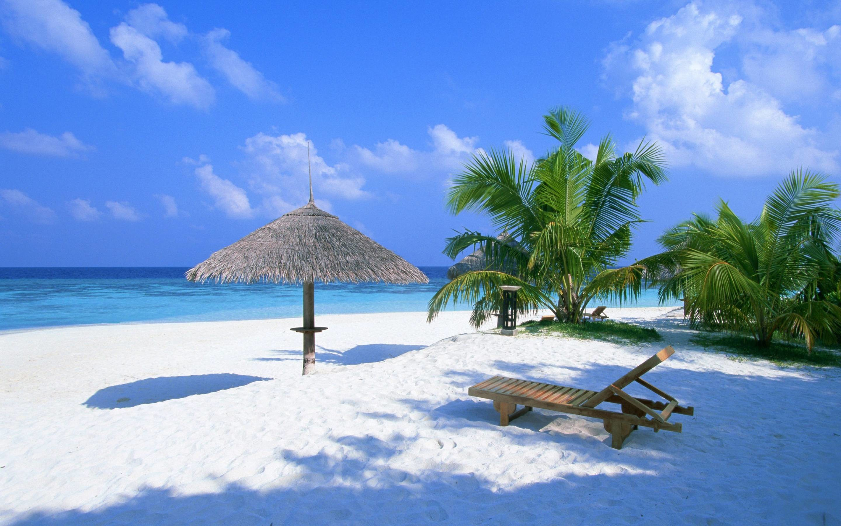 Summer Beach Hd Wallpapers Background 1 HD Wallpapers | Hdimges.