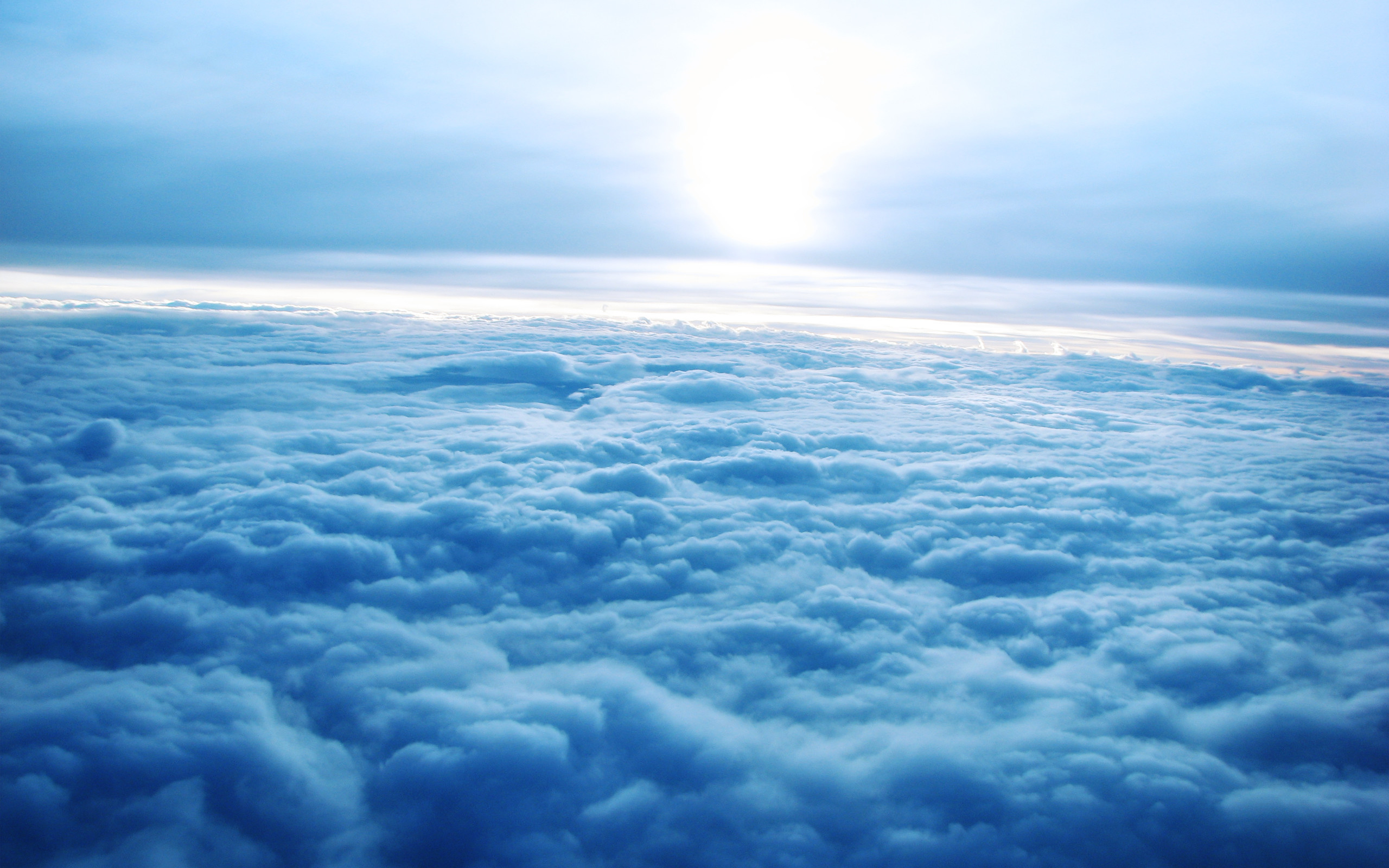 Above The Blue Sky HD wallpaper download in 2560×1600, 1920×1200,  1680×1050, 1440×900,