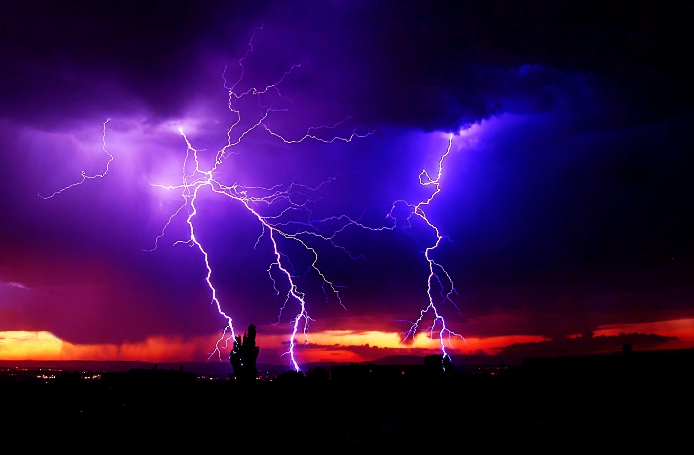 Impressive Lightning Storms for your Desktop Wallpaper | Thomas .