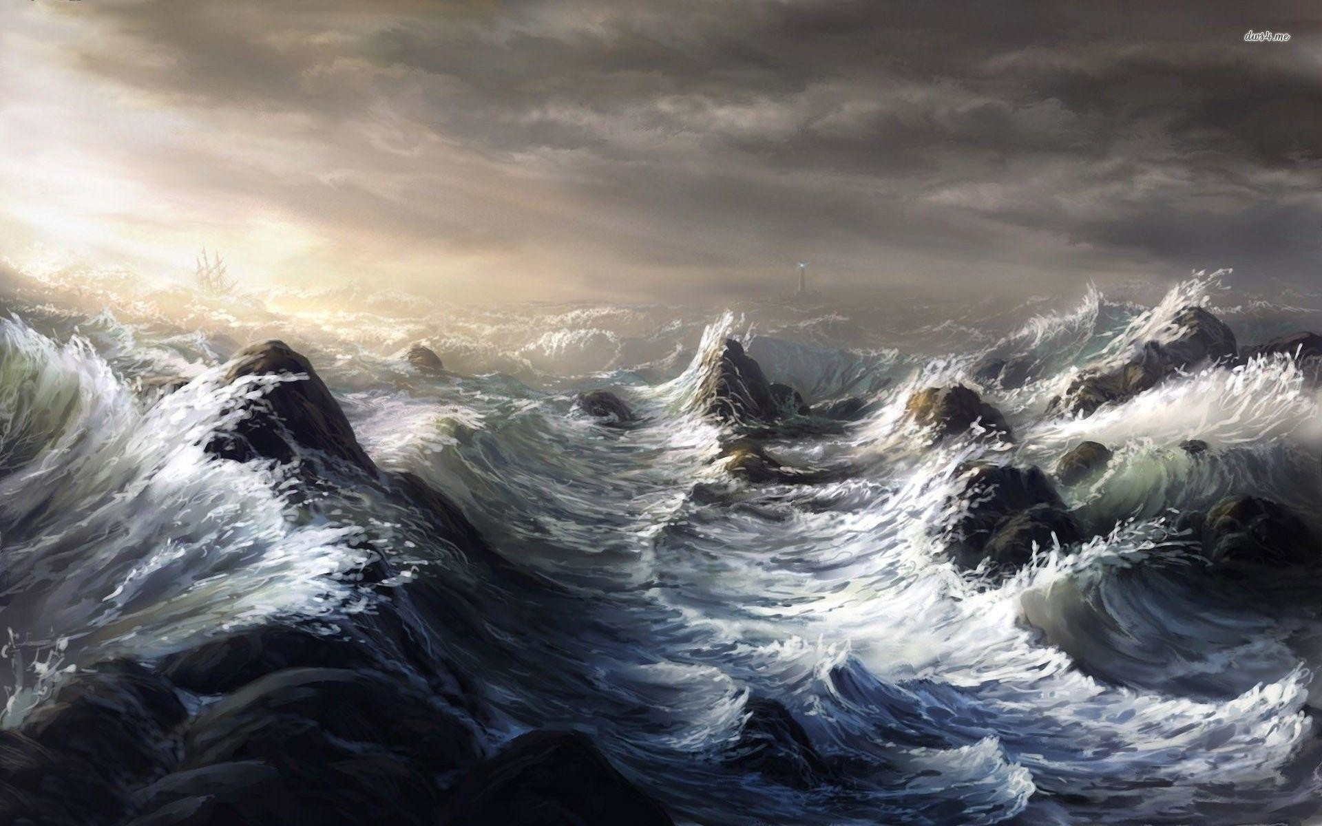 Ocean Storm Wallpapers – Full HD wallpaper search