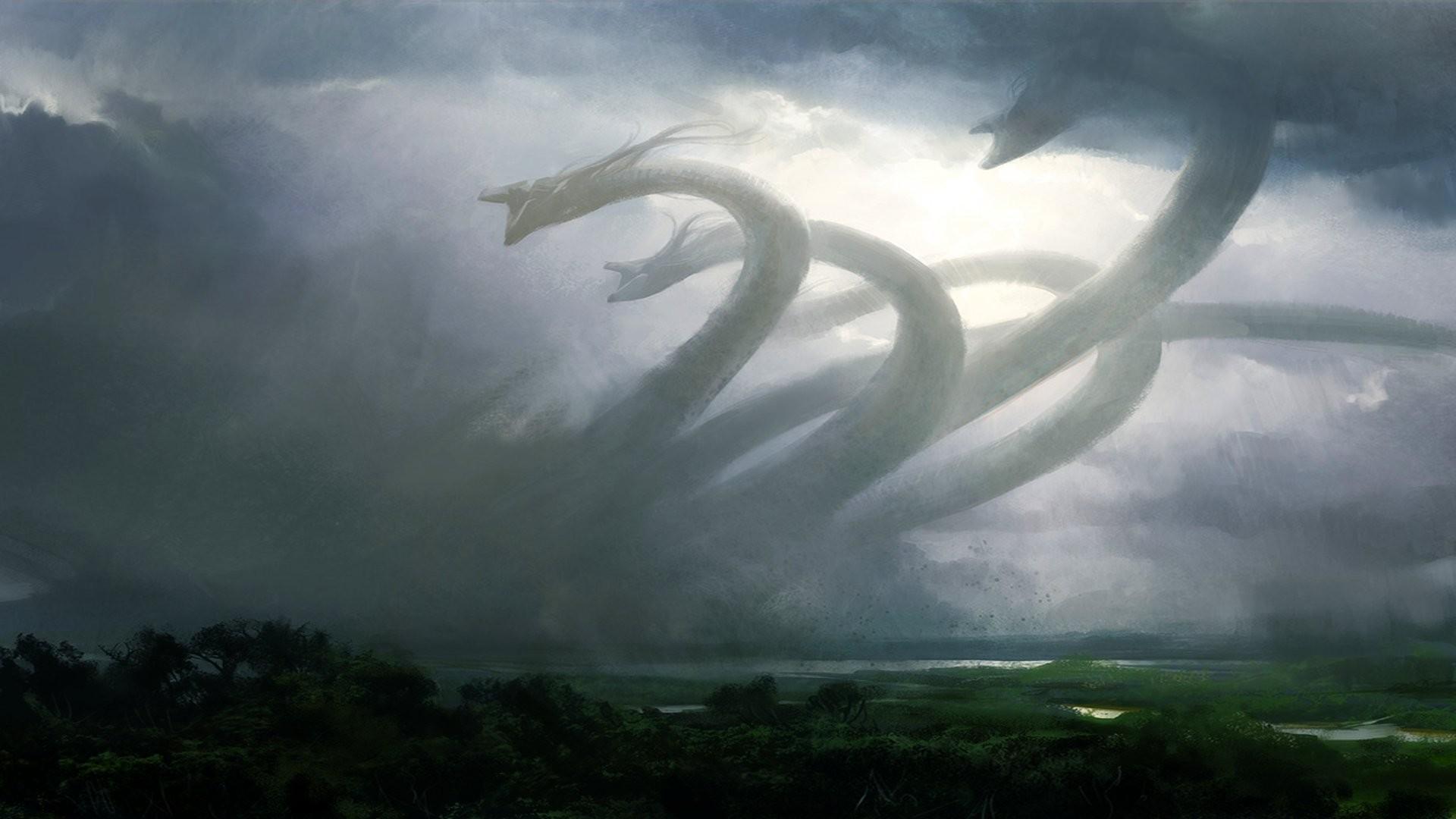 Storm Dragons Computer Wallpapers, Desktop Backgrounds | .