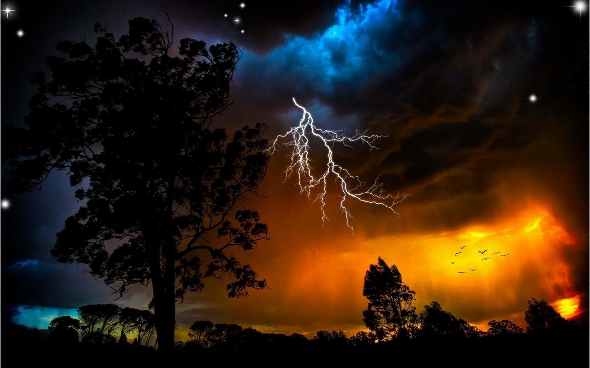 wallpaper.wiki-Lightning-Storm-Image-PIC-WPD001963