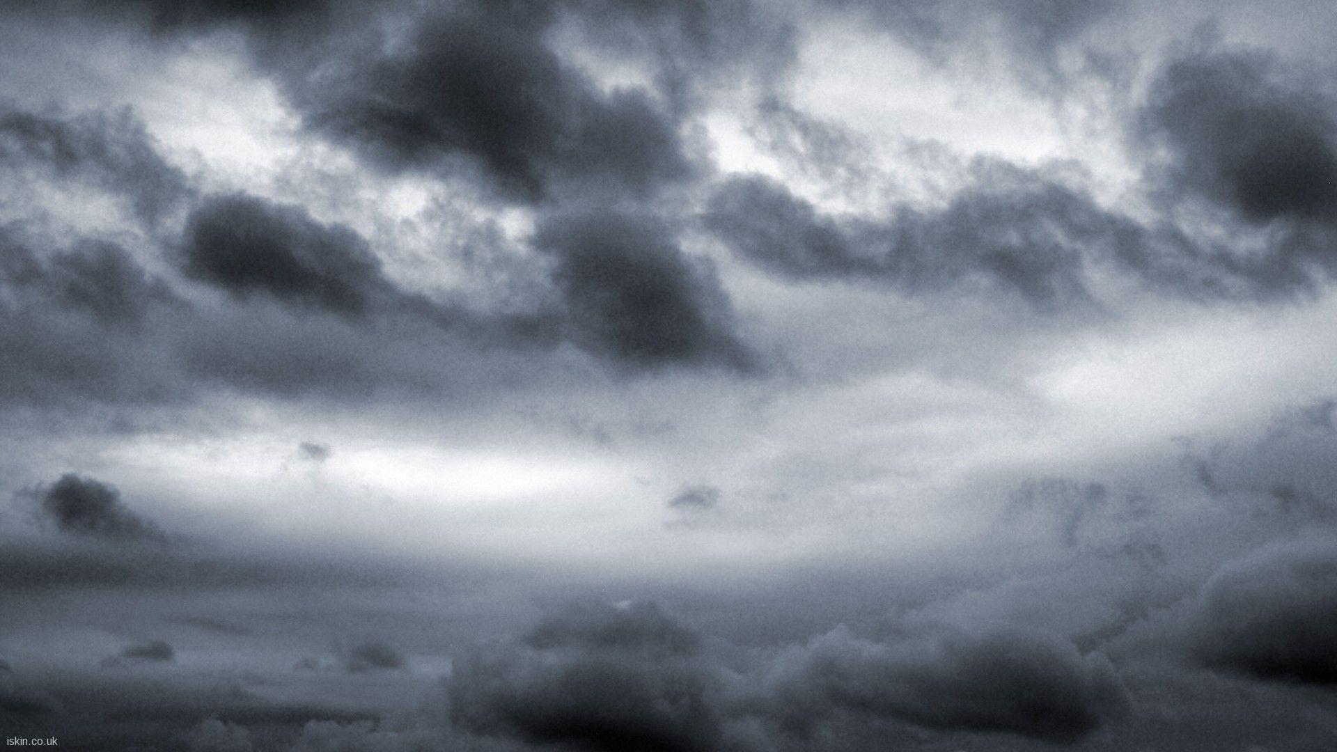 Nature: Stormy Sky, desktop wallpaper nr. 58501 by iskin